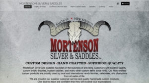 Mortenson Silver and Saddles